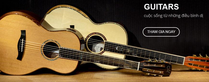 Khuyến mãi đặc biệt tháng 10 - Guitar EnyaED18